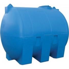 Serbatoio polietilene 2000 litri orizzontale cordivari