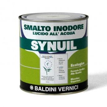 SYNUIL SMALTO ALL'ACQUA LUCIDO LT.0.75