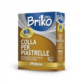 COLLA PER PIASTRELLE KG.1 BRIKO