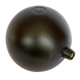 SFERA IN PLASTICA D.120 M8 X GALL. OTT.