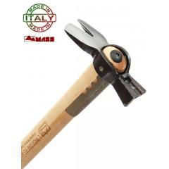 Martello Mass Ingegnere Classico 172C: 200 grammi, manico legno 60 cm