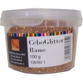 CEBOGLITTER RAME gr.40