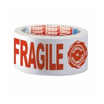 NASTRO 50X66MT FRAGILE