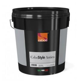 CEBOSTYLE ANTICO Silver LT.2,5
