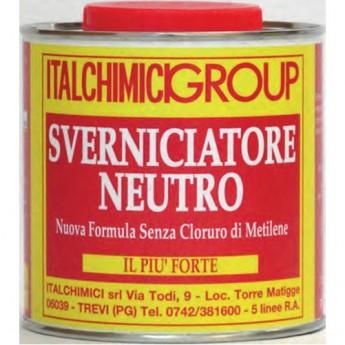 SVERNICIATORE TIPO FORTE LT.0.75 SENZA CLORURATI