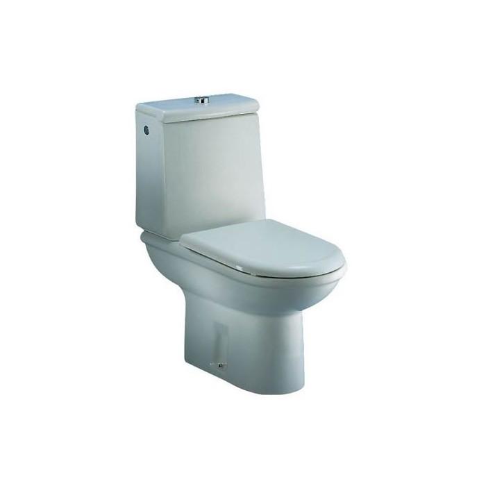 Dolomite clodia vaso universale monoblocco con sedile for Dolomite serie clodia