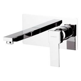Miscelatore monocomando lavabo incasso Mariani serie Polar