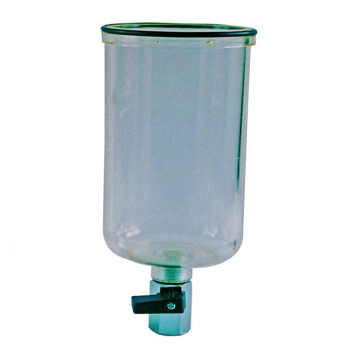 Calice di ricambio per filtro pigi 3 4 in grilamid pineco for Pineco trattamento acqua