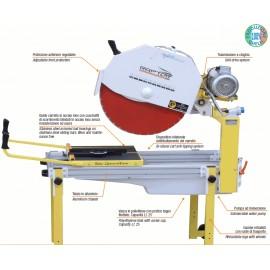 Tagliapiastrelle elettrica ad acqua Ghefi Raptor 650