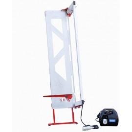 Taglia polistirolo professionale elettrica 150 cm