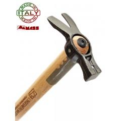 Martello Mass Ingegnere Gladio 196C: 250 grammi, manico legno 60 cm