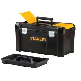 """Dettagli su  Stanley Cassetta portautensili Essential 16"""" vaschetta estraibile STST1-75518"""