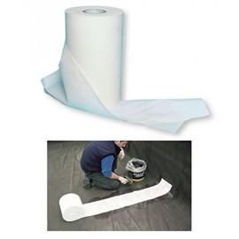 Supporto antifessura tessuto non tessuto cm.50 rotolo da 50 ml