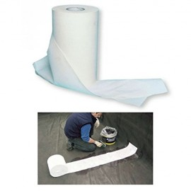 Supporto antifessura tessuto non tessuto cm.100 rotolo da 50 ml