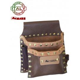 Borsa da carpentiere MASS a 3 tasche: borse mass di alta qualità
