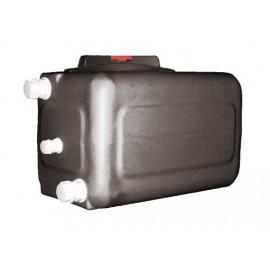 Cordivari vaso di espansione acciaio inox lt. 30