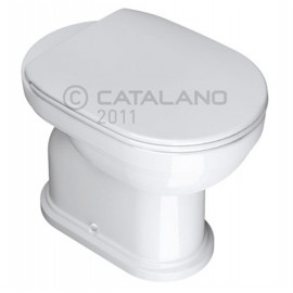 Copriwater originale Catalano Canova soft close in termoindurente