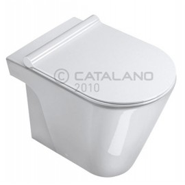 Copriwater originale Catalano zero light soft close in termoindurente