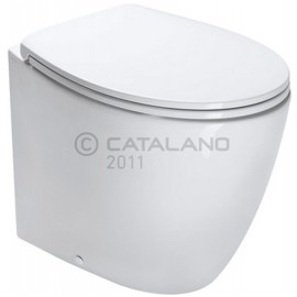 Copriwater originale Catalano Velis 57 Soft close in termoindurente