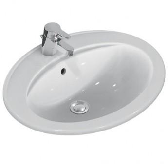 Lavandino Ad Incasso Bagno.Dolomite Quarzo Lavabo Ad Incasso Adatto Per Mobili Bagno E883601