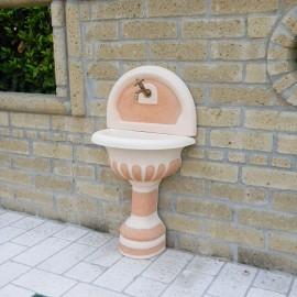 Lavello da muro Bonfante Loira Rosa