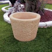Vaso per giardino Bonfante Nebraska Tufo