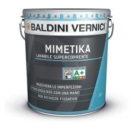 PITTURA MIMETIKA 5 LT BIANCO 900