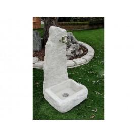 Fontanella in pietra ricostruita houston