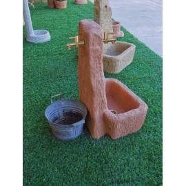 Fontanella in pietra ricostruita santa fe