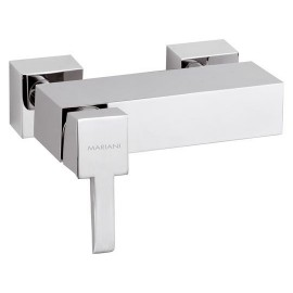 Miscelatore monocomando doccia senza accessori.