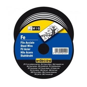 FILO ACCIAIO mm.0.8 KG.0.7