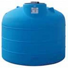 Serbatoio polietilene 2100 litri cilindrico da trasporto cordivari