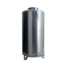 Serbatoio in acciaio inox aisi 316L 1500 litri verticale Cordivari