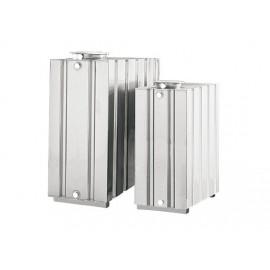 Serbatoio in acciaio inox 316L 1500 litri parallelepipedo Cordivari