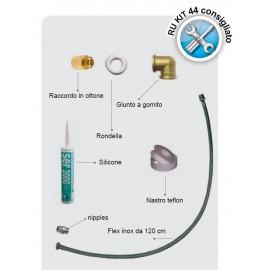 kit accessori per fontana ar 357-358