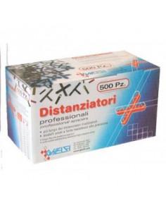 DISTANZIATORE X mm.4 PZ.500