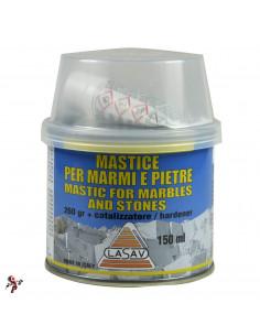 Mastice per marmo tixo paglierino 150 ml bicomponente incolla e sigilla il marmo
