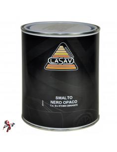 Smalto Nitrosintetico ad effetto satinato molto fine ad alta copertura elevata velocità di essiccazione 750 ml colore nero opaco