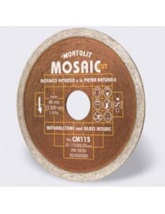 DISCO PER MOSAICO D. 115