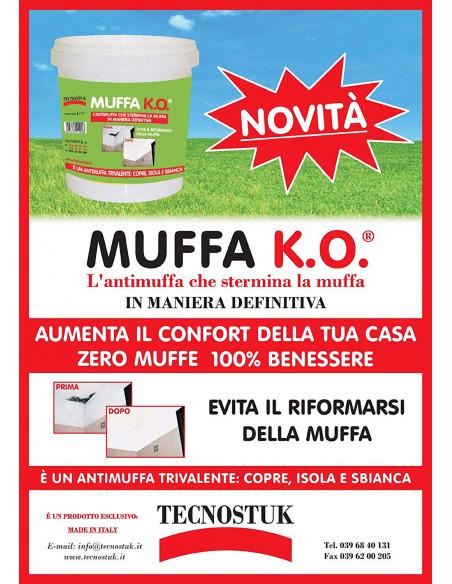 MUFFA KO SPECIALE ANTIMUFFA LT.1