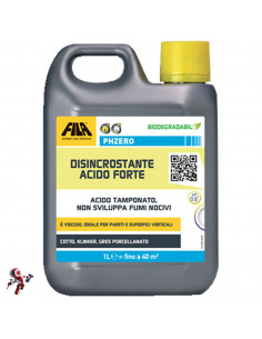 Filaphzero disincrostante acido forte 1 lt