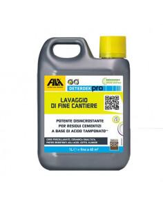 Fila Deterdek Pro detergente disincrostante acido 1 lt