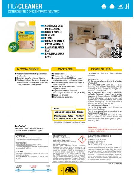 Fila Cleaner Pro detergente universale per pavimenti