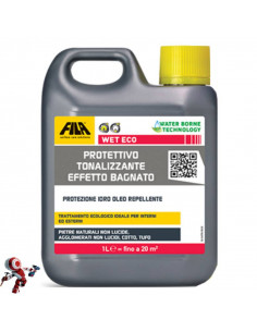 FILA PT10 WET ECO LT.1 Protettivo ravvivante effetto bagnato base acqua