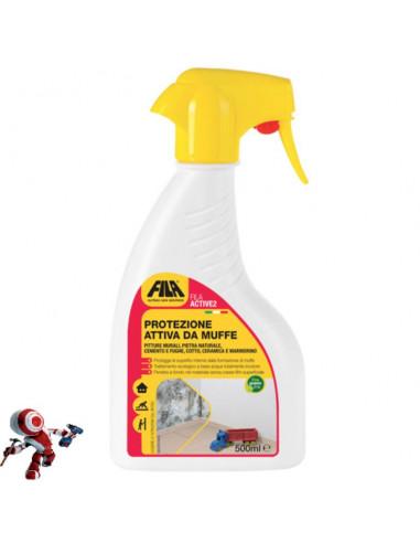 Fila active2 protezione da muffe 500 ml
