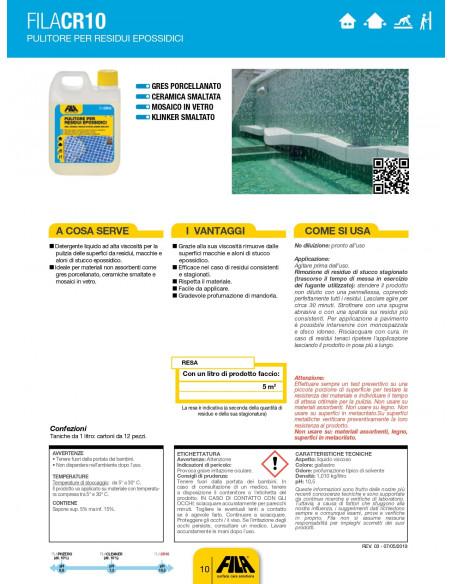 FILA CR10