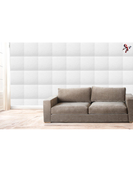 Pannello in polistirolo per pareti e soffitti 50x50 turin