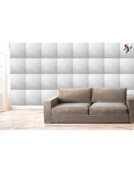 Pannello in polistirolo per pareti e soffitti 50x50 zagreb ape (10mq)