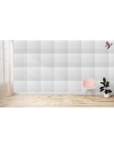 Pannello in polistirolo per pareti e soffitti 50x50 gent (10mq)