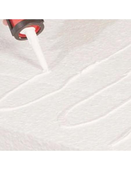 Pannello in polistirolo per pareti e soffitti 50x50 dublin (10mq)